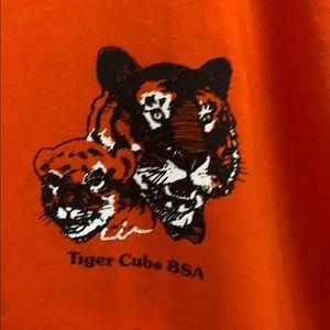 🐯Men's Vintage Tiger Cubs T-shirt Sz L